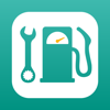 Fuelly, LLC - Gas Cubby by Fuelly - MPG, Mileage & Fuel Economy  artwork