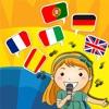 Kinder Nursery Rhymes - Multi Language Kids Songs