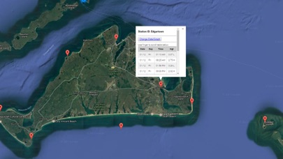 Massachusetts Tide Chart review screenshots