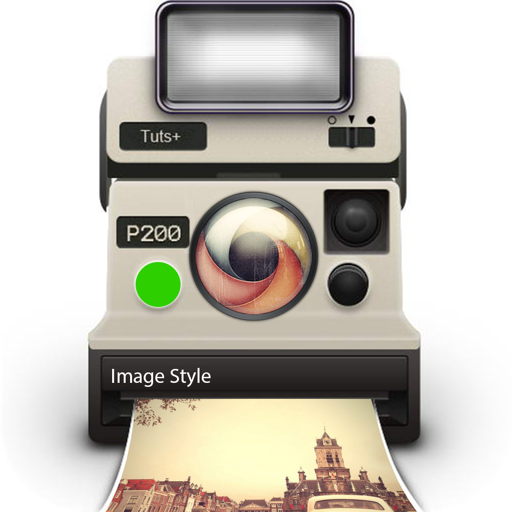 Image Style - Vintage Photo Filter