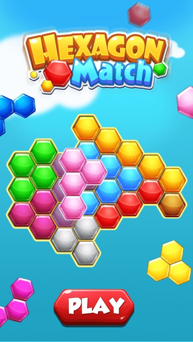 Hexagon Match screenshot three