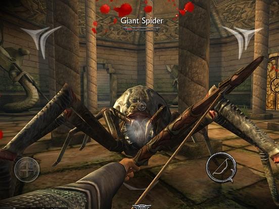 Screenshot #3 for Ravensword: Shadowlands