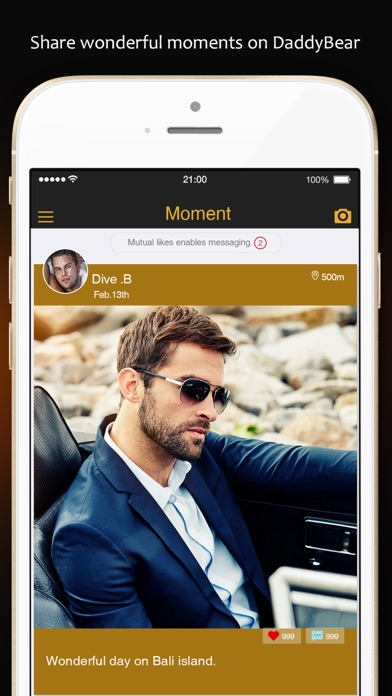 sugar daddy dating app iphone Sugar daddy sites bring together rich old men and attractive young women and  encourage them to fuel  it is compatible with ipad, iphone, and ipod touch.