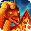 Dragon War: Dragons Fighting & Battle game