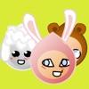 ET BF Baby Animals Cosplay Sticker