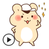 Adorable Hamster And Friends Animated Sticker Pack Wiki