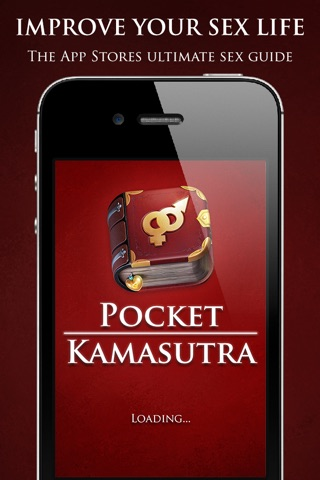 Pocket Kamasutra - Sex Positions and Love Guide screenshot 1