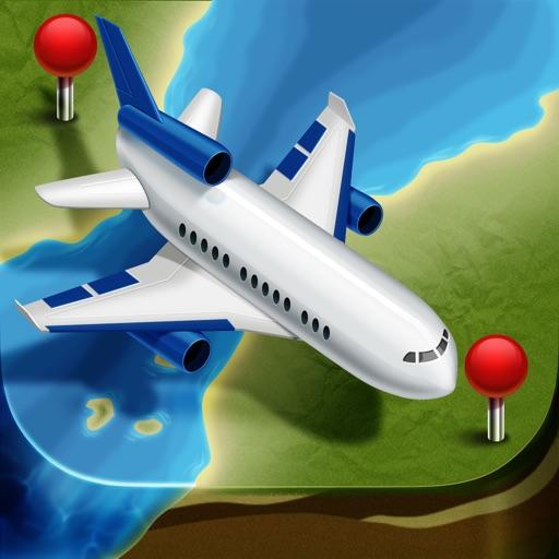 FlightHero Free ► 全球和中国航班状态跟踪,提供航班到港和离港信息公示