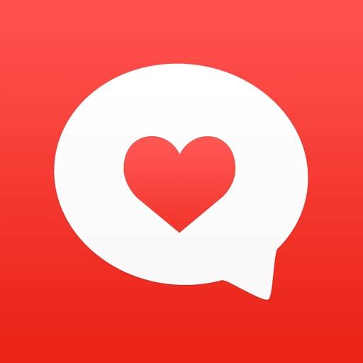 微爱—情侣专属应用,情侣的微信、两人的微博、甜蜜的QQ