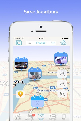 iMap - Find My Phone & Friends screenshot 4
