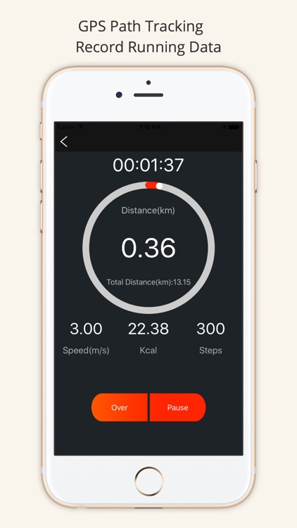 Running Map Route Planner Calorie Counter By Liulin He - Running map distance tracker