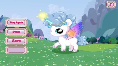 لعبة مغامرات الحصان الصغيرلقطة شاشة5