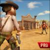 Westlichen Welt Cowboy Kopfgeld Jäger Wild West