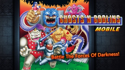 download Ghosts'n Goblins MOBILE apps 0