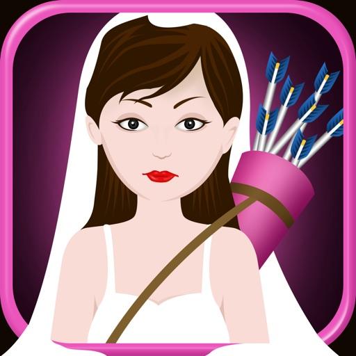 Bride Shoots Arrow images
