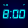 Visual Clock - Simple Digital Clock Display