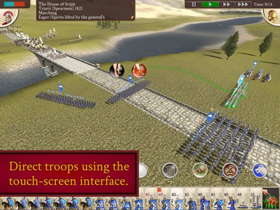 Screenshot #3 for ROME: Total War