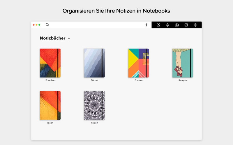 Notebook - Take Notes, Sync Screenshot