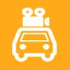 行车记录仪-循环录制视频和行车轨迹