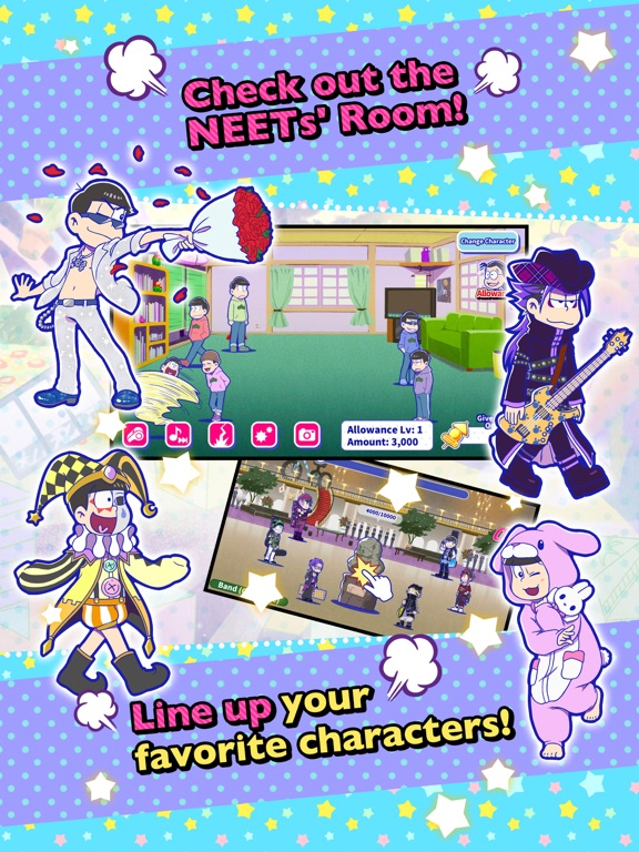 Osomatsu san dating hesokuri wars