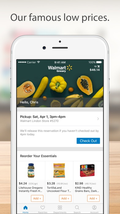 Nov 13,  · As long as the phone can use apps and has a camera, the Walmart app will work. The app has other features such as the ability to refill prescriptions at the Walmart pharmacy, store shopping lists, save wish lists, and arrange online orders.