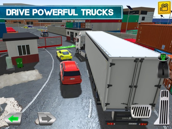 Скачать Cargo Crew: Port Truck Driver