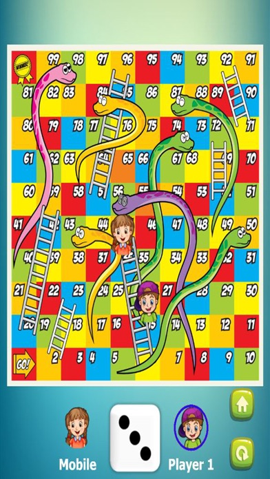 Serpiente Y Escalera Jugar Juego De La Serpiente Por Chim Phumphuk