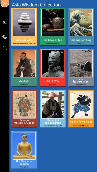 Asia Wisdom Collection  - Universal App screenshot three