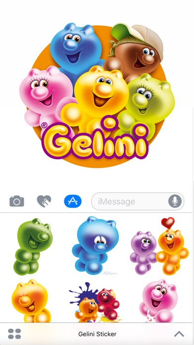 Gelini Sticker screenshot