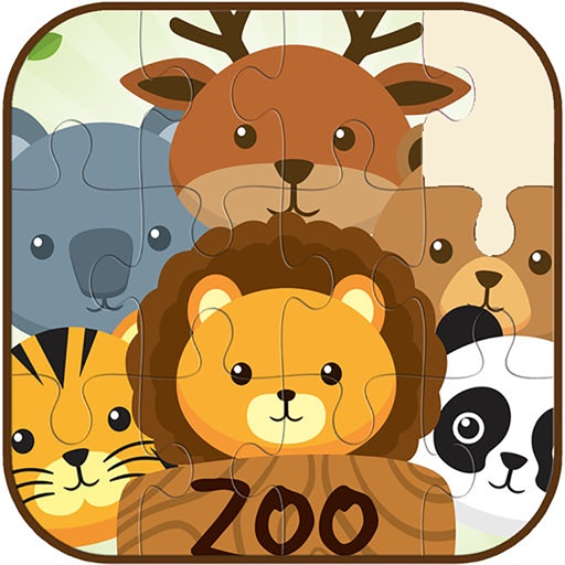 Jigsaw Puzzles - Animals Puzzles for kids