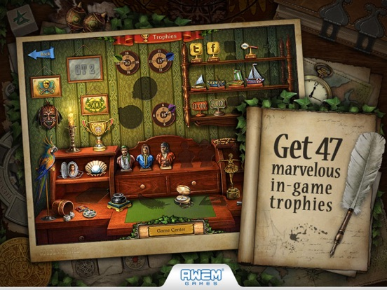 Screenshot #5 for Golden Trails 2: Hidden Object Adventure (Premium)