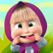 Masha and the Bear: kids games for girls and boys