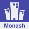 Monash Uni Map