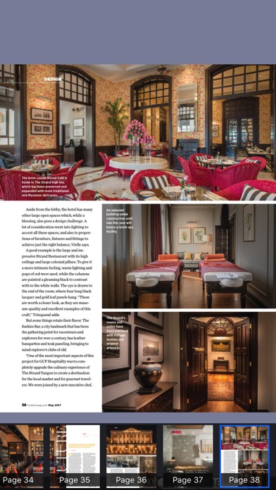 HOTELS Magazine screenshot1