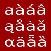Unicode Pad Pro with custom keyboards