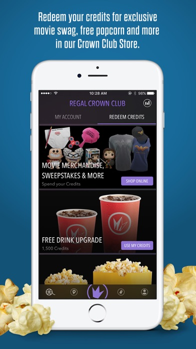 Regal Cinemas on the App Store