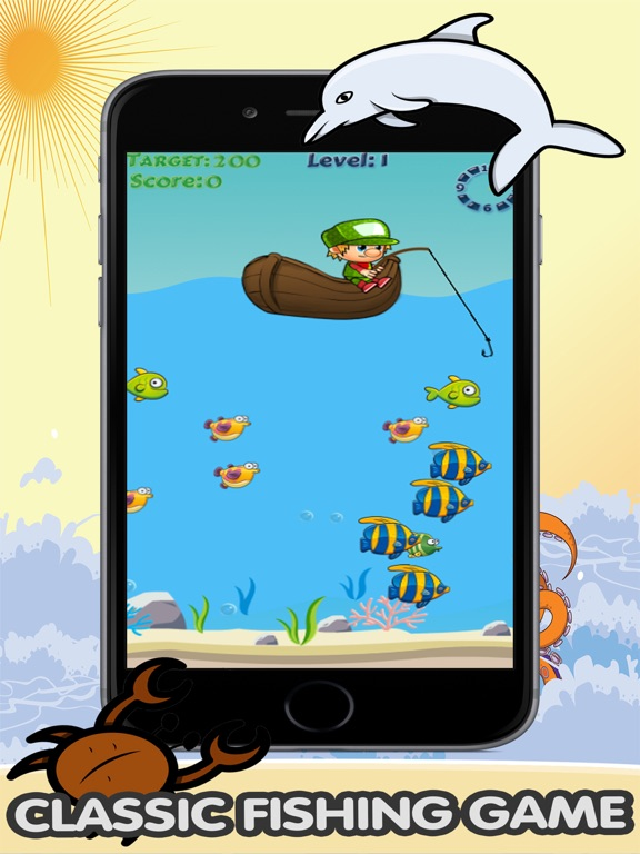 App shopper sea fishing game 2017 hd classic fishing for Best fishing game app