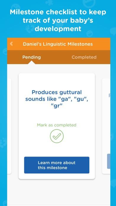 download Kinedu Baby's Development App appstore review