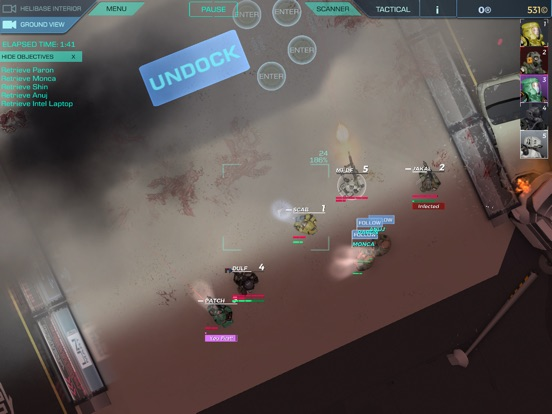 Screenshot 5 STRAIN TACTICS