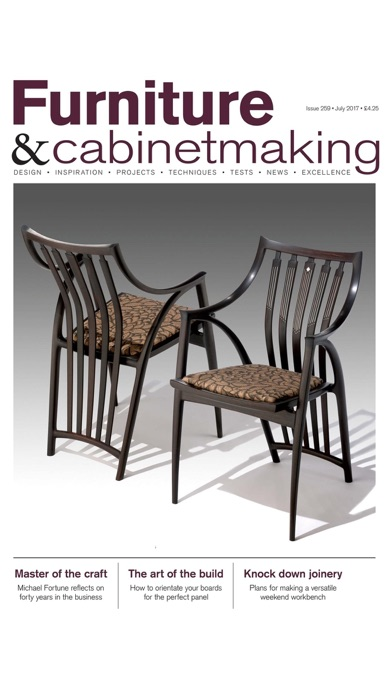 Furniture cabinetmaking app report on mobile action for Furniture app