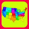 U.S. State Capitals! States & Capital Quiz Game
