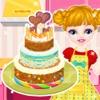 العاب طبخ كعكة ماما سارة الجميلة - العاب بنات طبخ