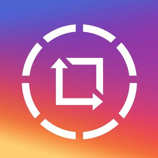 Repost for Instagram+ No Watermark in Video iOS App