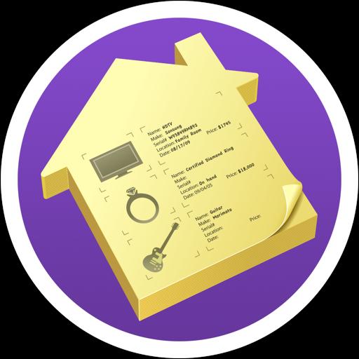跟踪保护你的财产 Home Inventory