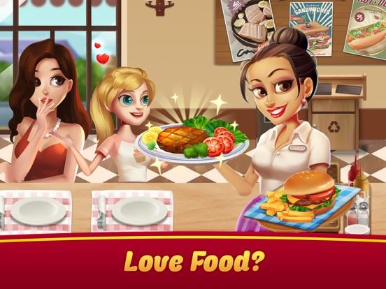 Cooking Queen: Restaurant Rush на iPad