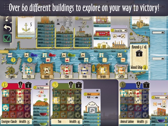 Le Havre (The Harbor) Screenshots