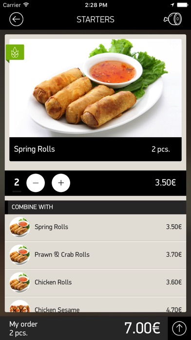 App shopper the noodles bar food drink for Bar food 46 levallois