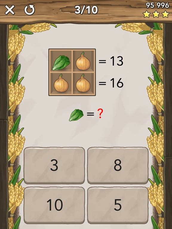 Король математики 2 для iPad