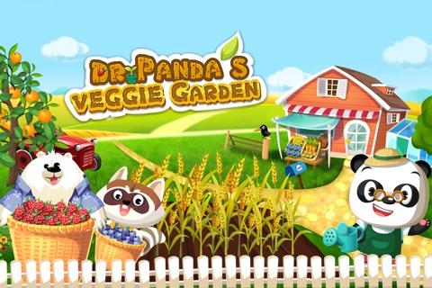 Dr. Panda Veggie Garden screenshot 1