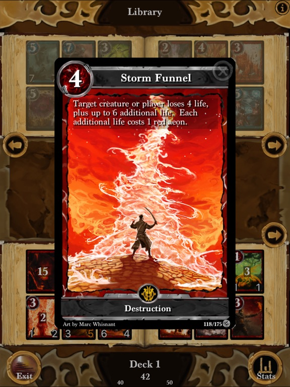Screenshot #1 for Lost Portal CCG